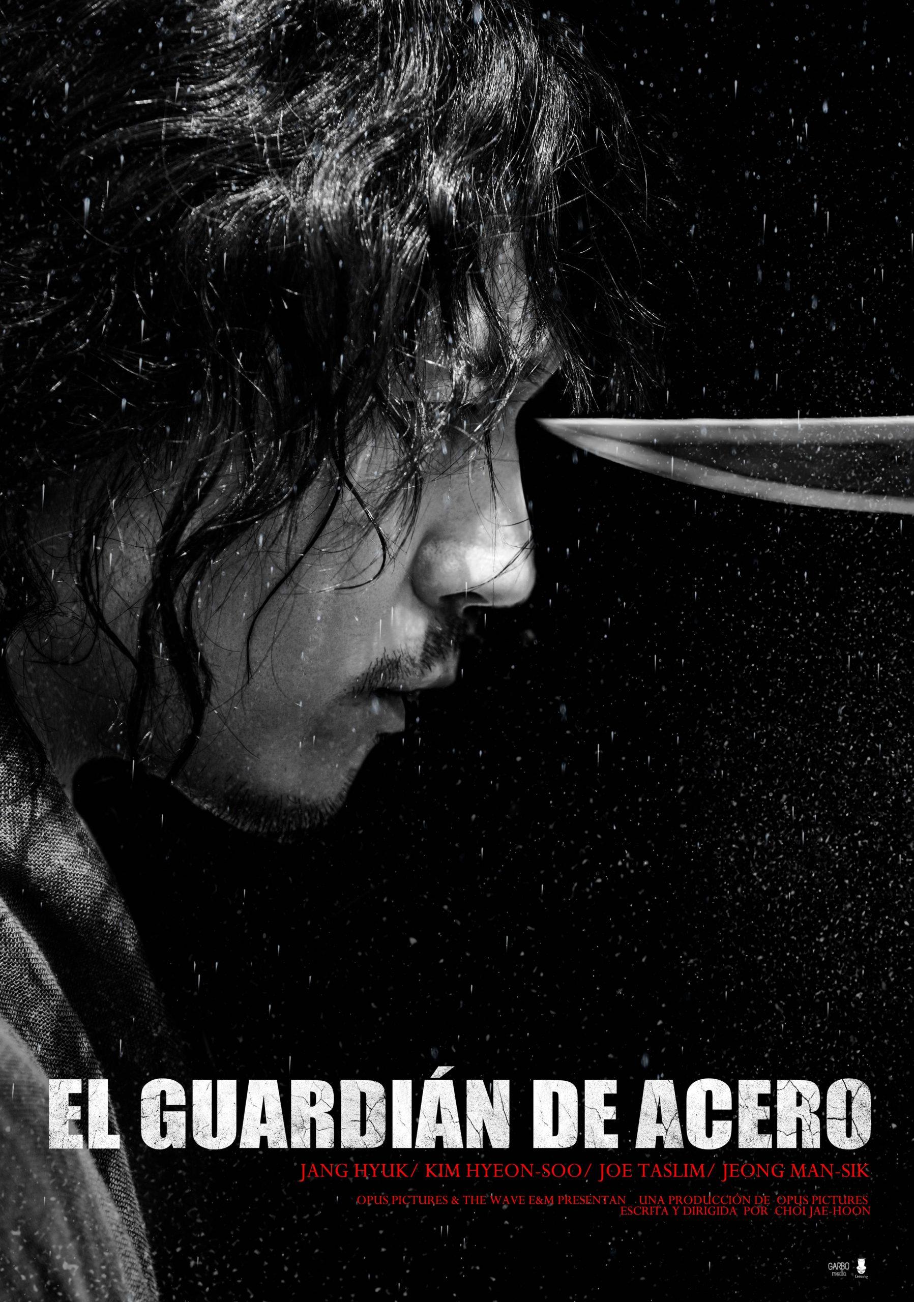 PosterElGuardiánDeAcero